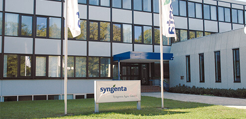 Maintal Syngenta Standort